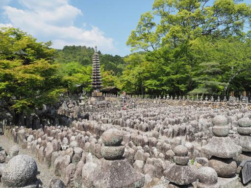 化野念仏寺(京都市右京区)