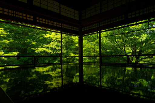 瑠璃光院(京都市左京区)